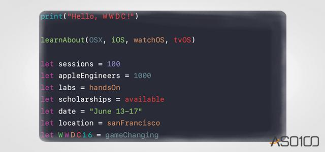 App Store开发者网站WWDC